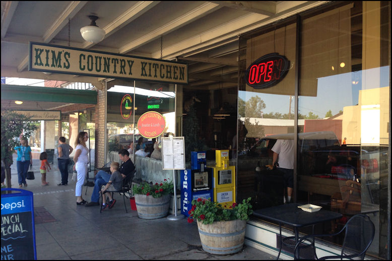 Review Of Kim S Country Kitchen Lincoln Ca