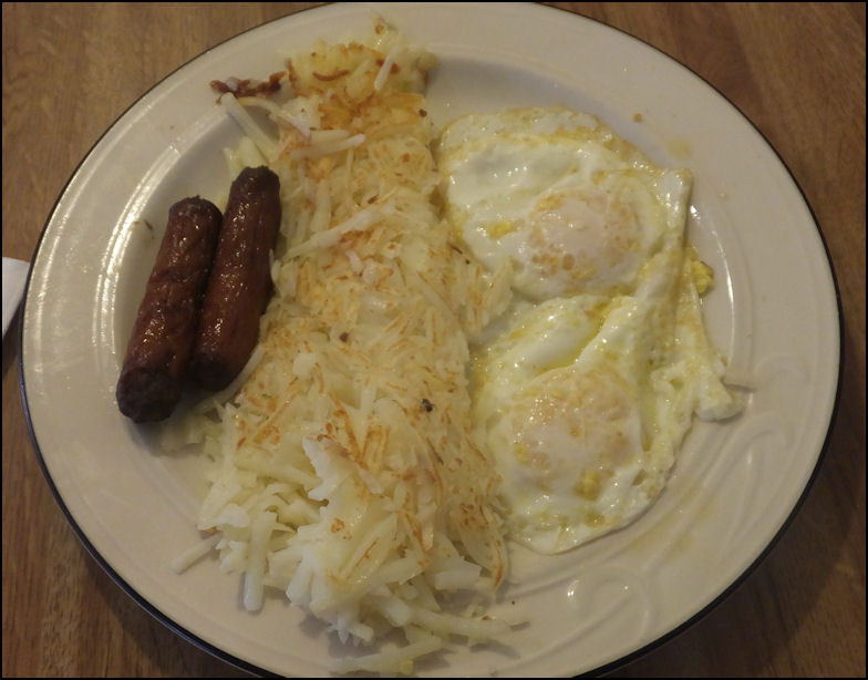 Review of Pancake Palace - North Highlands, CA