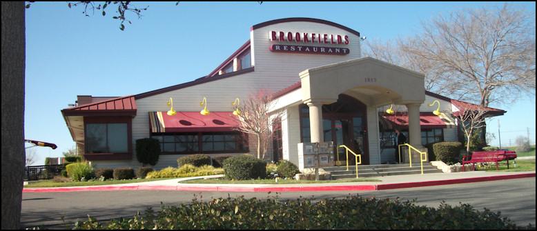 Revuew Of Brookfields Restaurant Roseville Ca